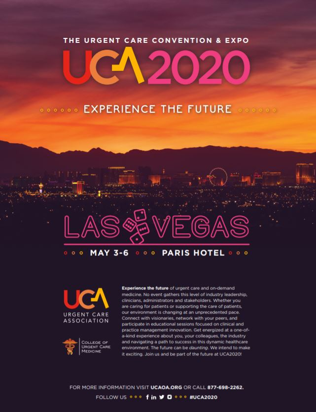The Urgent Care Association Convention & Expo